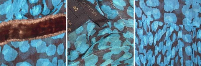 Robe_Louis_Vuitton_turquoise_details