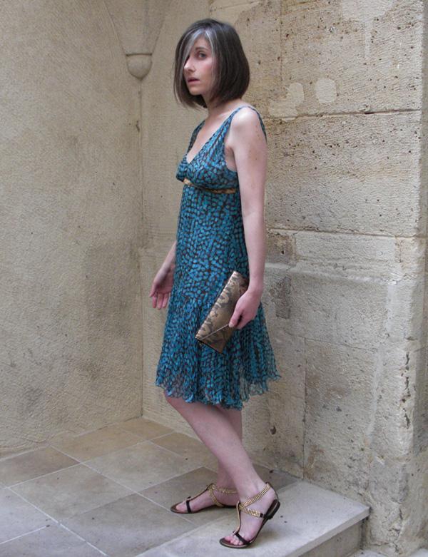 Robe_vuitton_turquoise_look