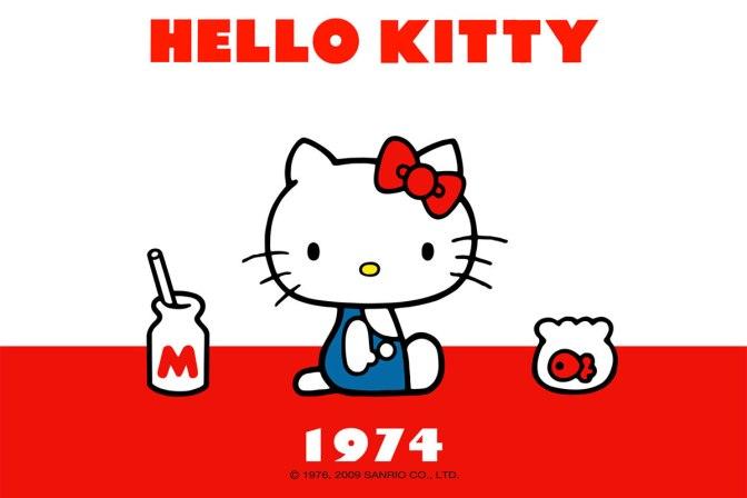 Id e n 3 hello kitty chic geek - Hello kitty et mimi ...