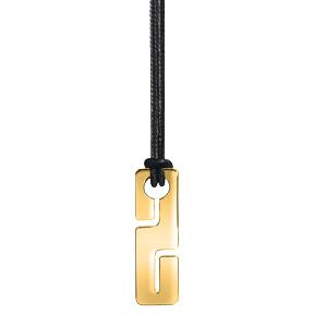 Pendentif Seventies - Or jaune – 400€