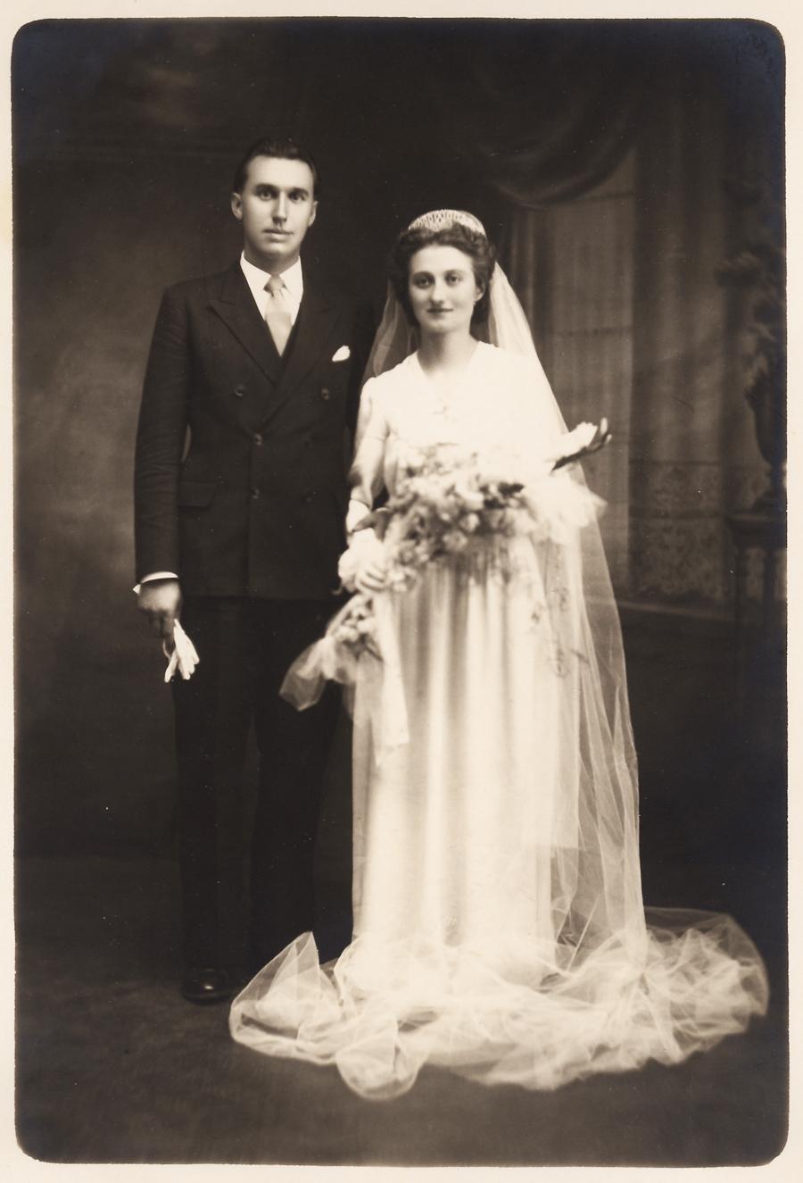 Les beaux mariages vintage chic geek - Photo de mariage ...