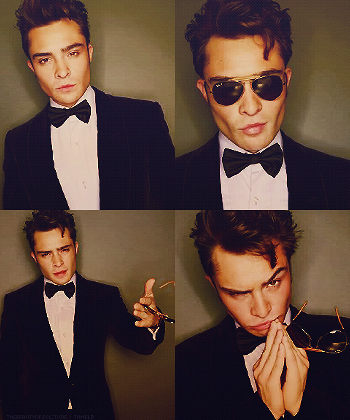 Chuck Bass Collage Tumblr À qu(o)i rêve...