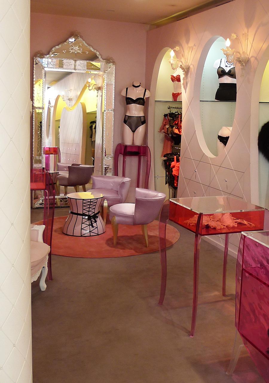Le boudoir de chantal chic geek for Hendrik andriessen miroir de peine