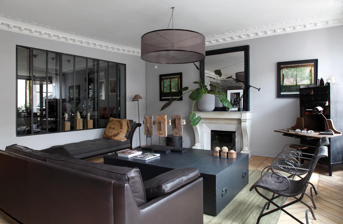 Stunning chambre bleu ciel et taupe images design trends for Chambre bleu