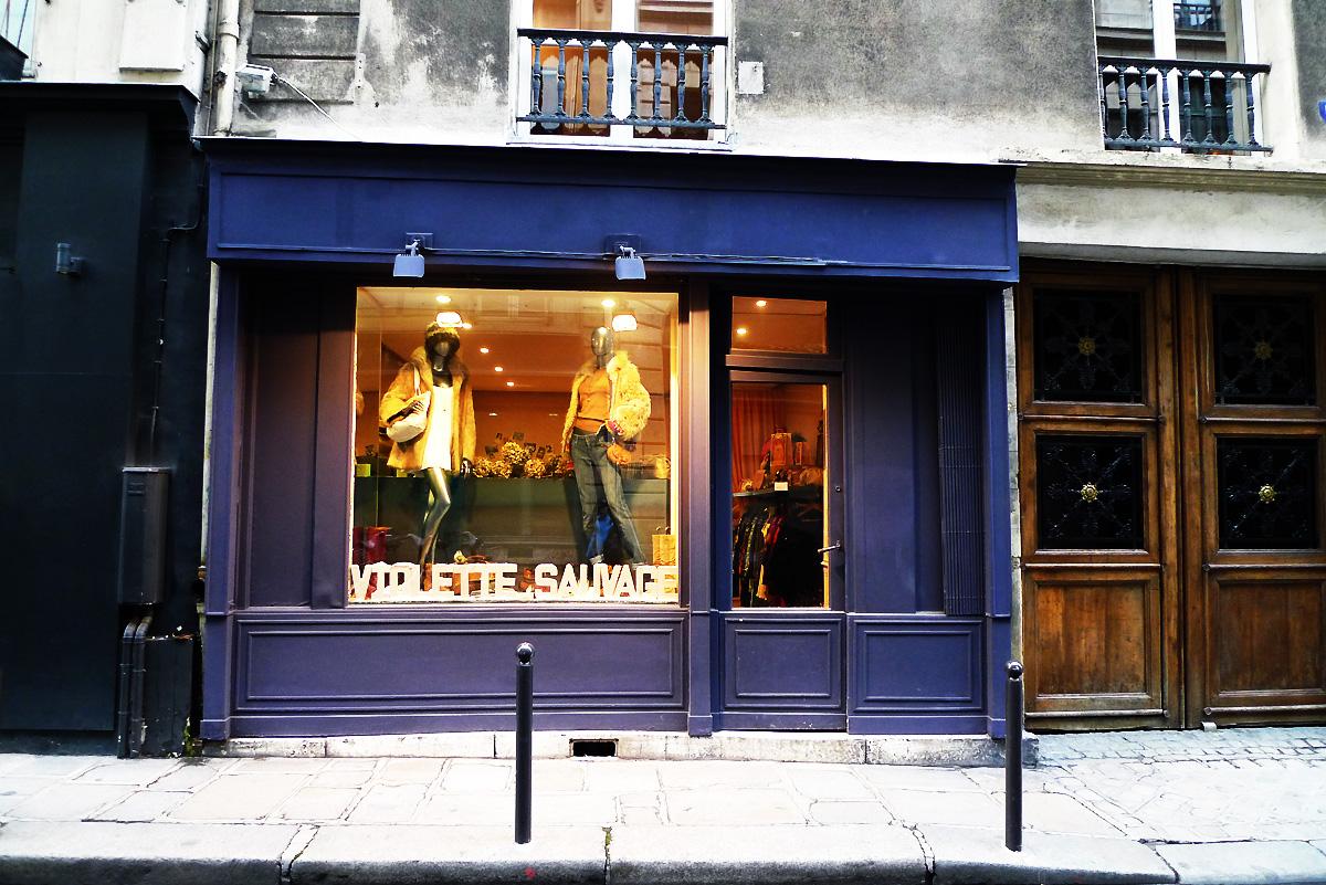 boutique violette