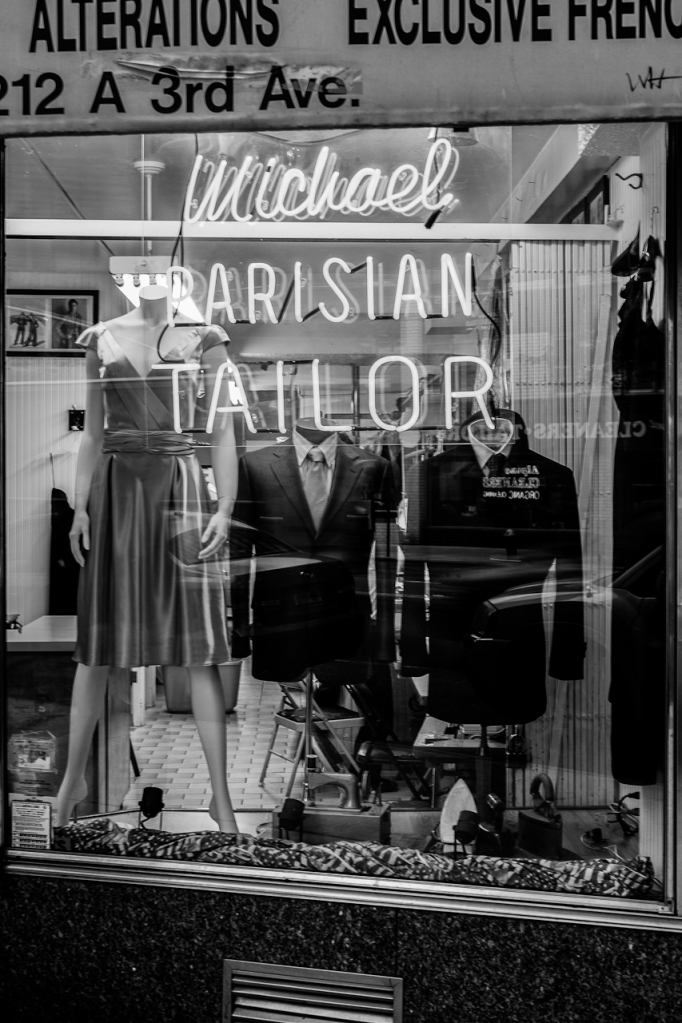 Michael, Parisian Tailor