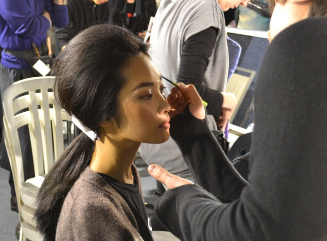 LOEWE-AH-2013-BACKSTAGES-Pierre-Christophe-Gam-ChicandGeek-0118