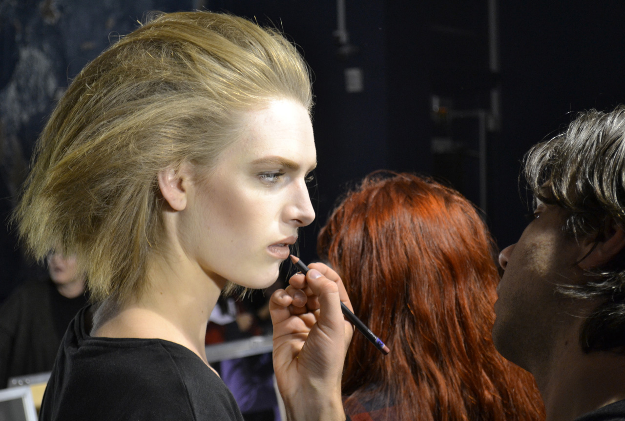 LOEWE-AH-2013-BACKSTAGES-Pierre-Christophe-Gam-ChicandGeek-0163
