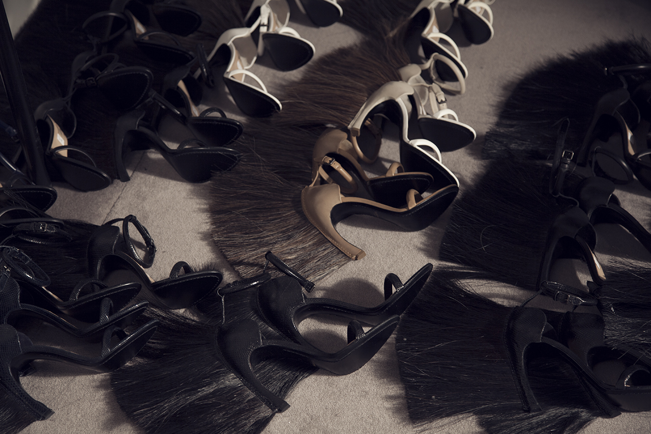 Loewe-hiver2013-shoes-Photography-Daniella-Rech