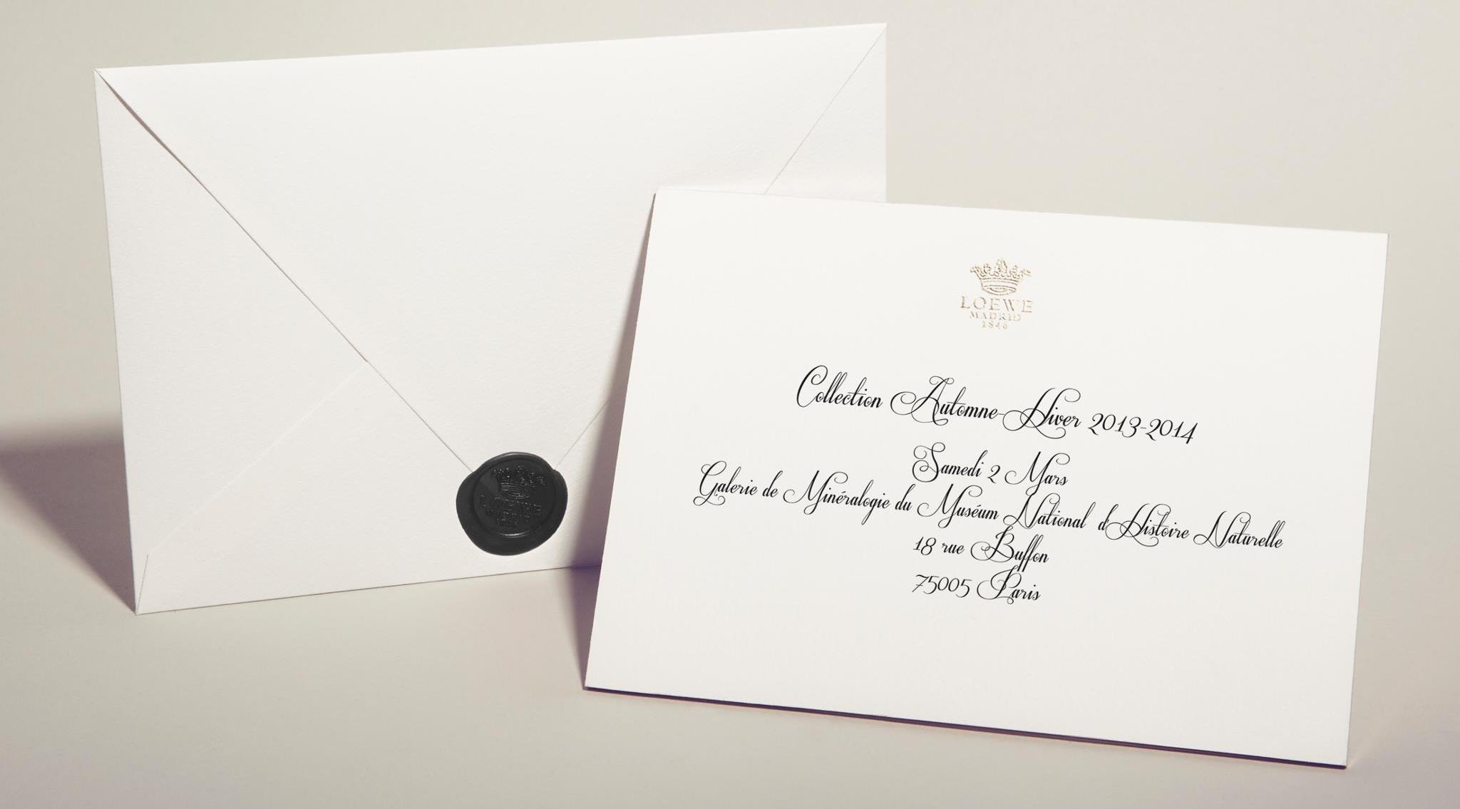 LOEWE-invitation