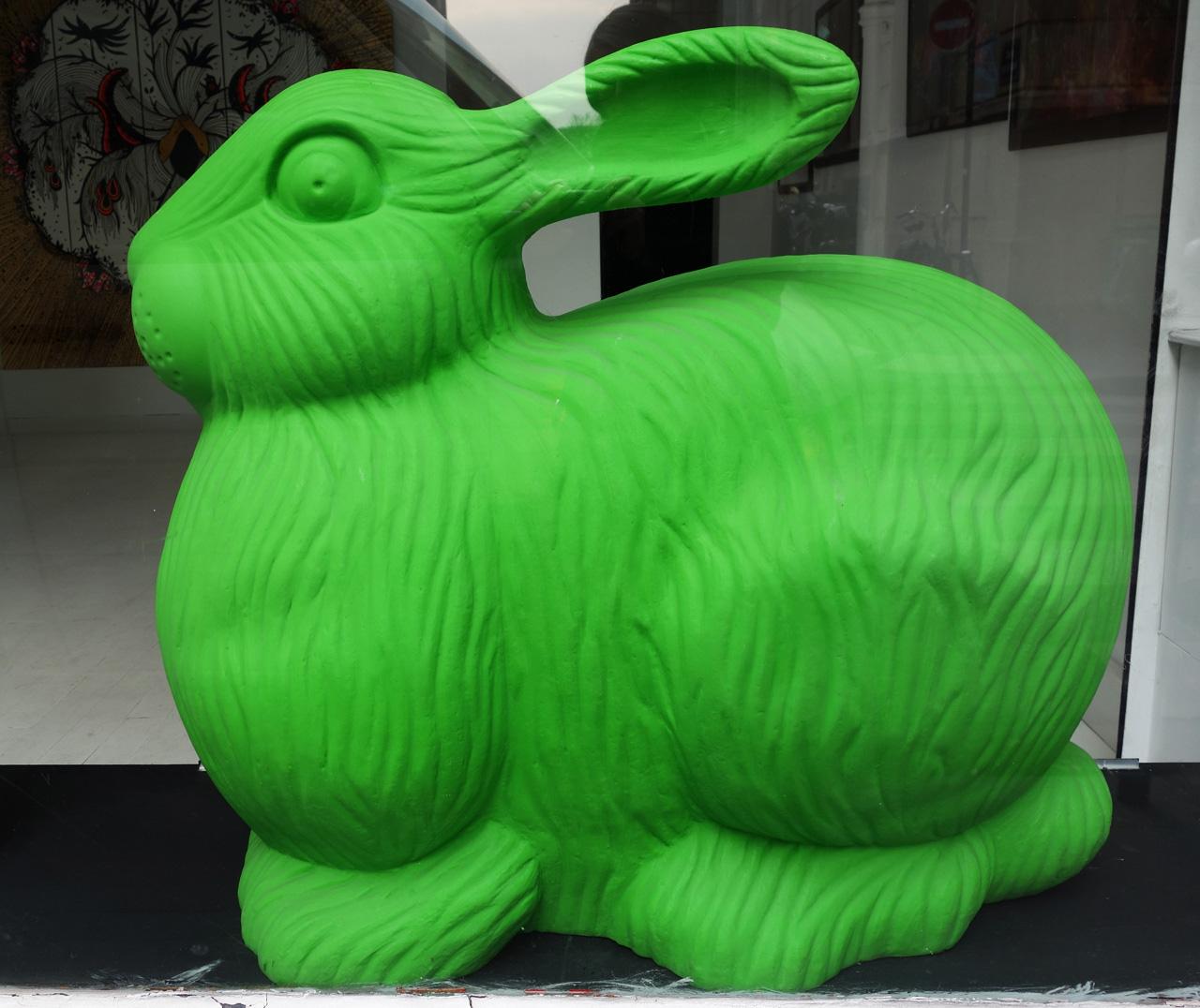 Galerie-13-Jeannette-Mariani-lapin-vert
