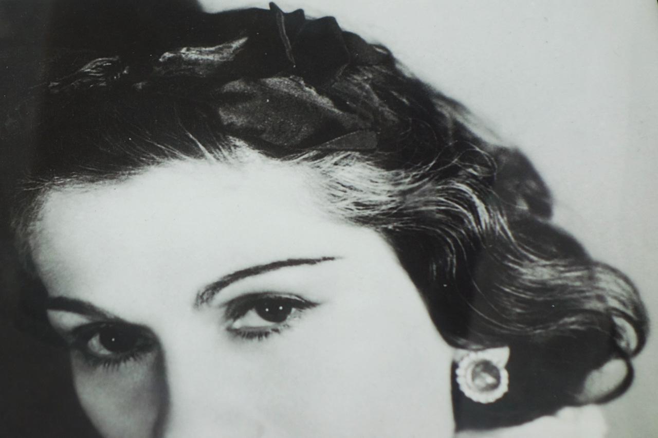 Galignani-vitrine-Coco-Chanel-05