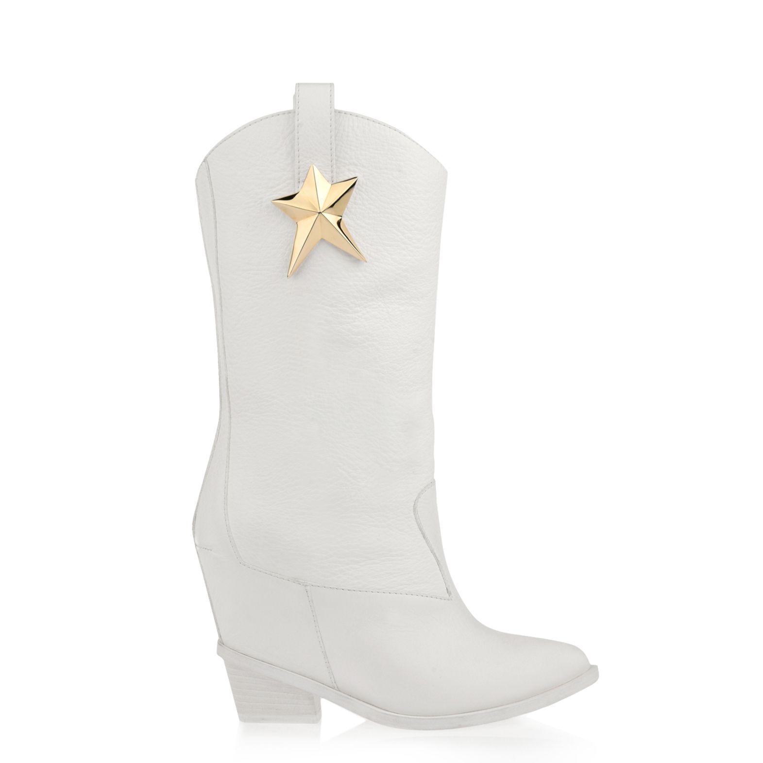 Zanotti-booties-white-star-3