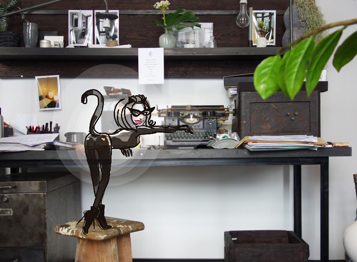 typewriter | chic & geek