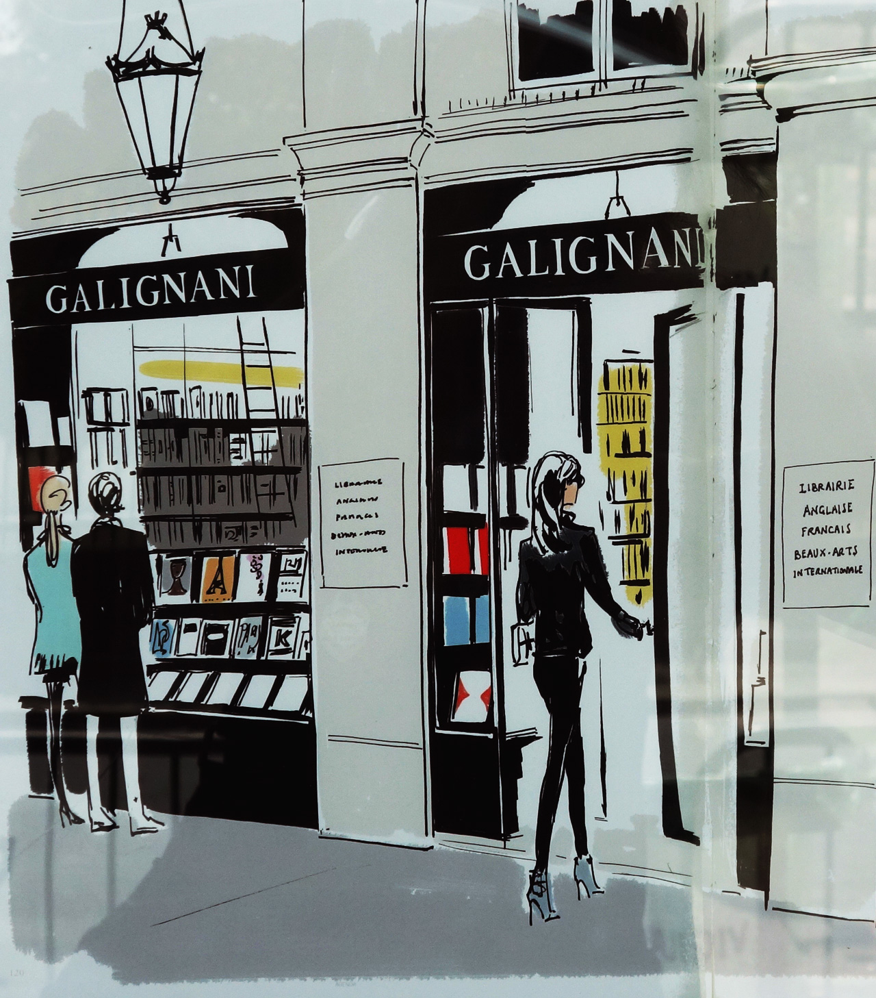 Galignani Paris