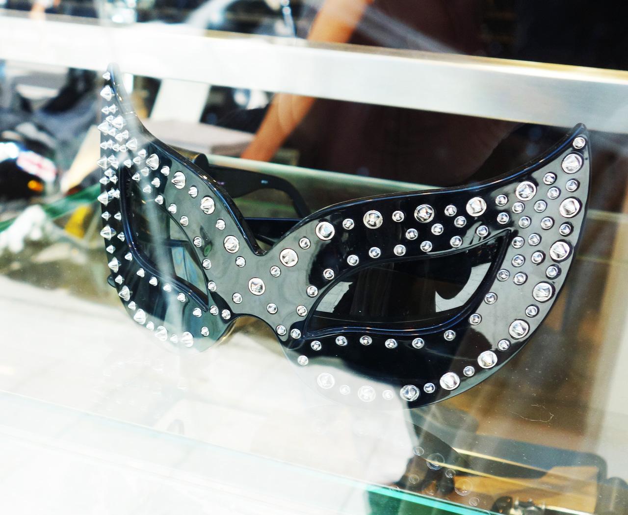 Marc-le-bihan-linda-farrow-agent-provocateur-sunglasses-vitrine