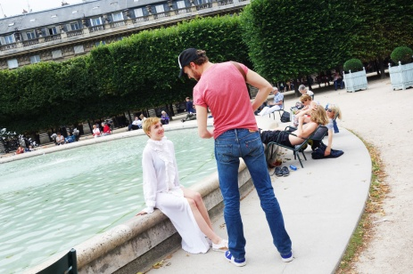 Au Palais Royal...