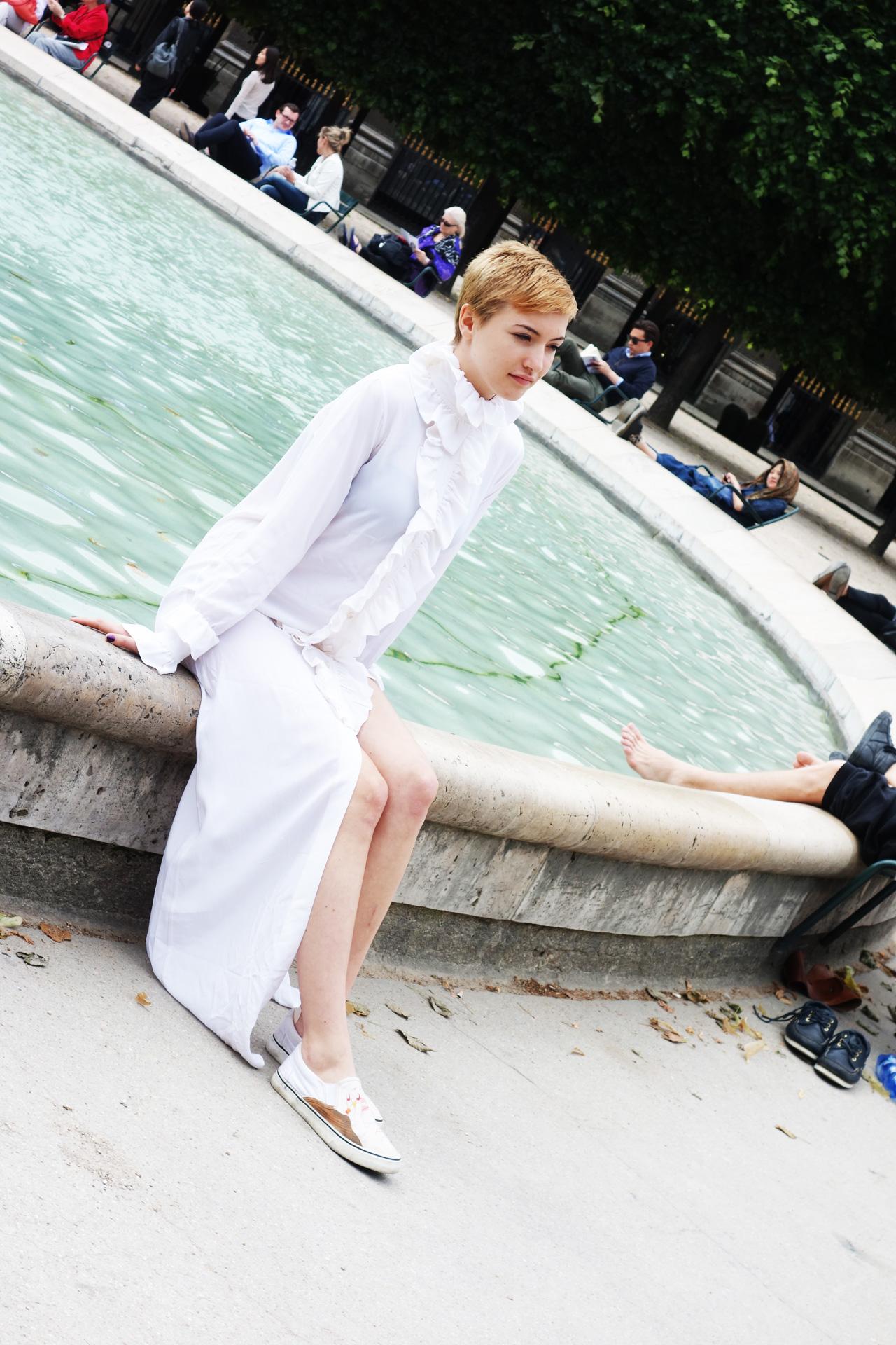 Kid au Palais Royal