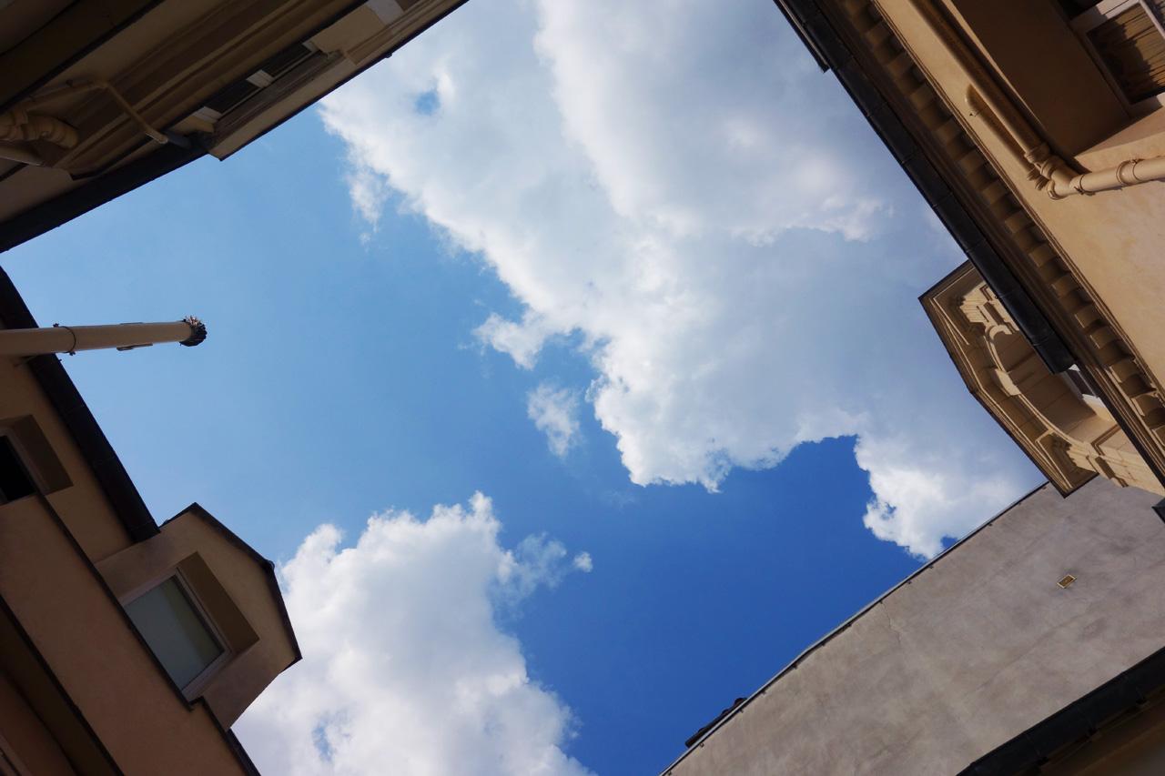 terrasse ciel