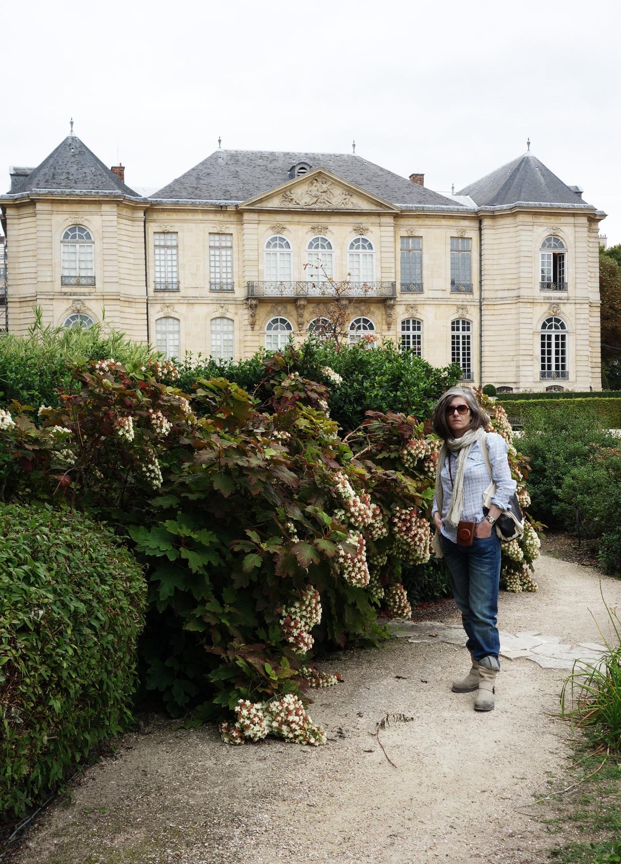 Musée Rodin Jardin