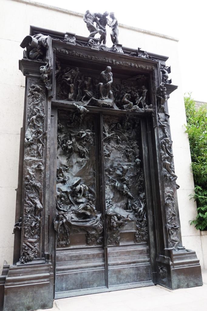 Rodin-Porte-Enfer