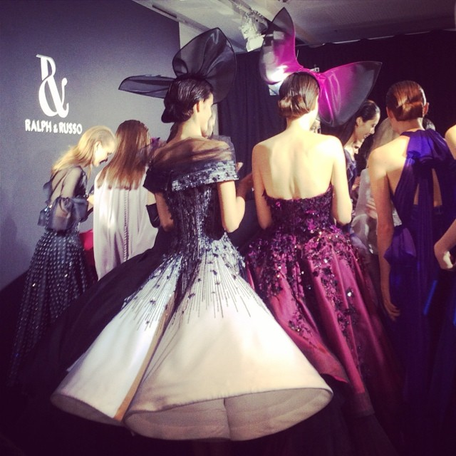 backstage ralph and russo