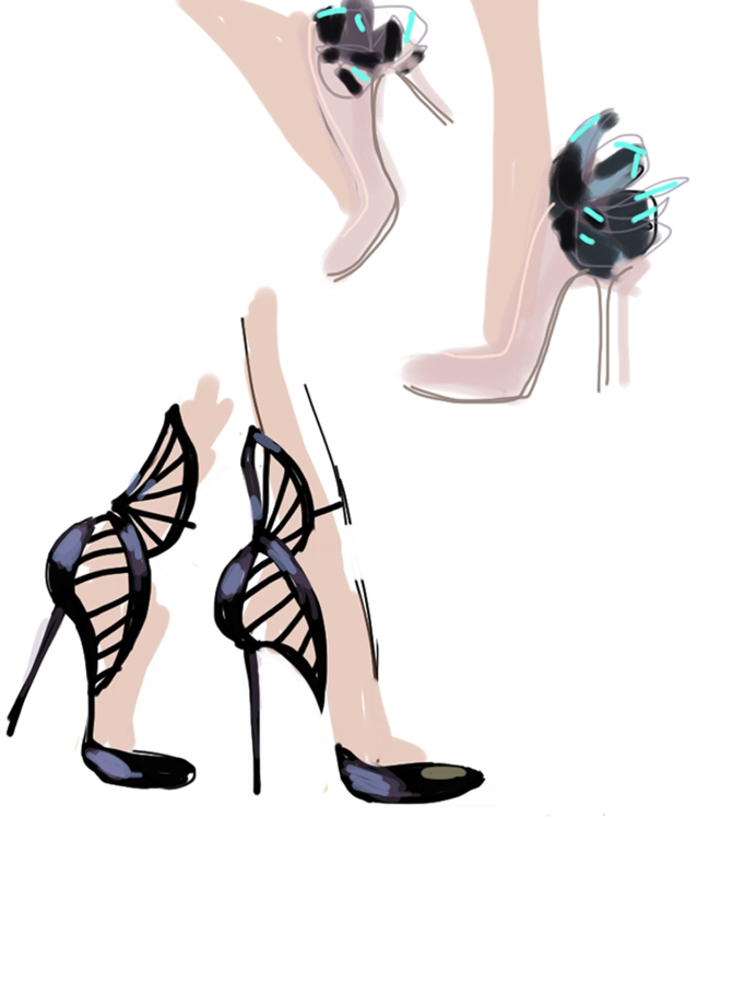 Ralph and Russo_ Chaussures